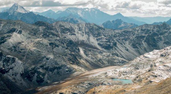 Alpes Centrales Italiennes Time Lapse