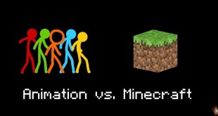 Animation VS Minecraft – Alan Becker