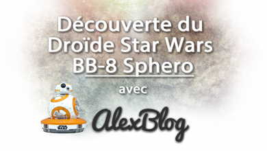 Photo of Découverte du Droïde Star Wars BB-8 Sphero