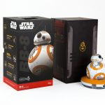 Decouverte Droide Star Wars Bb 8 Sphero (9)