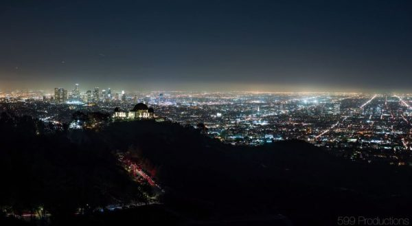 Journee Los Angeles Time Lapse