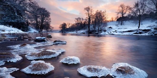 Photographie A Well Trodden Path Frozen