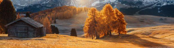 Photographie Alpe Di Siusi