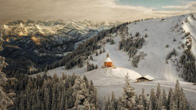 Photo of Photographie du jour #548 : Wallberg Chapel