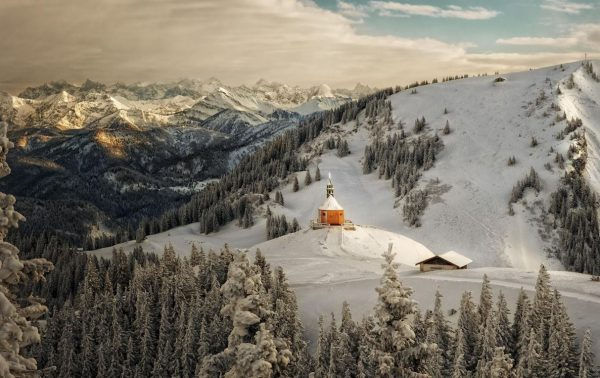 Photographie Wallberg Chapel
