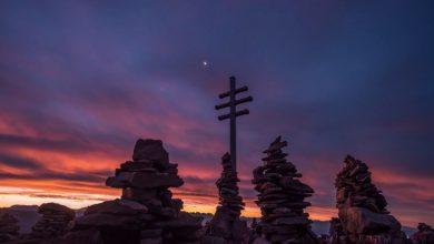 Photo of Les massifs montagneux de l'Italie dans un sublime time lapse