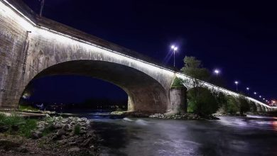 Photo of La beauté d'Orléans dans un time lapse