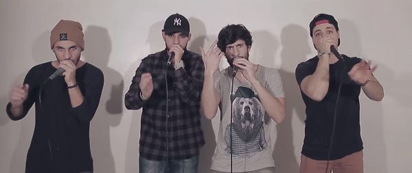 Drunk In Love Beyonce Beatbox Berywam