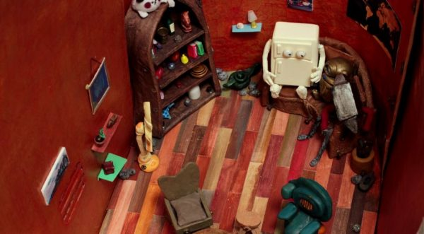 Stop Motion Marrant Colocataires