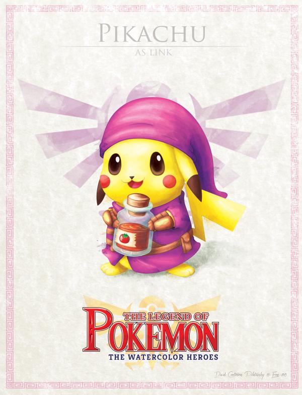 The Legend Of Pokemon David Pilatowsky (5)
