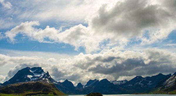 Time Lapse Iles Lofoten