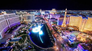 Photo of Vegascapes – Un voyage à Las Vegas en Time lapse
