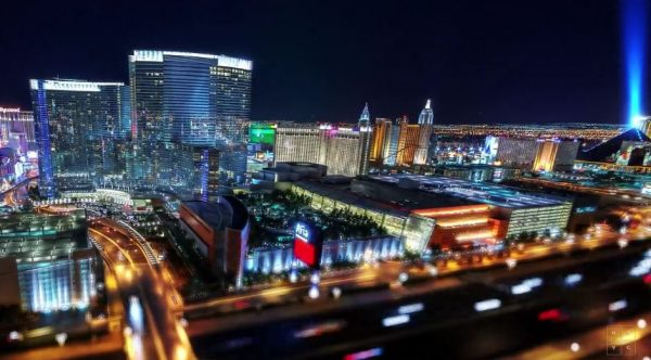 Vegascapes Voyage Las Vegas Time Lapse