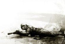 Photo of Les illustrations originales de personnages de jeux-vidéo par Gavin Hargest