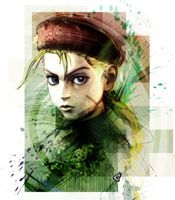 Street Fighter IV Gavin Hargest (1)