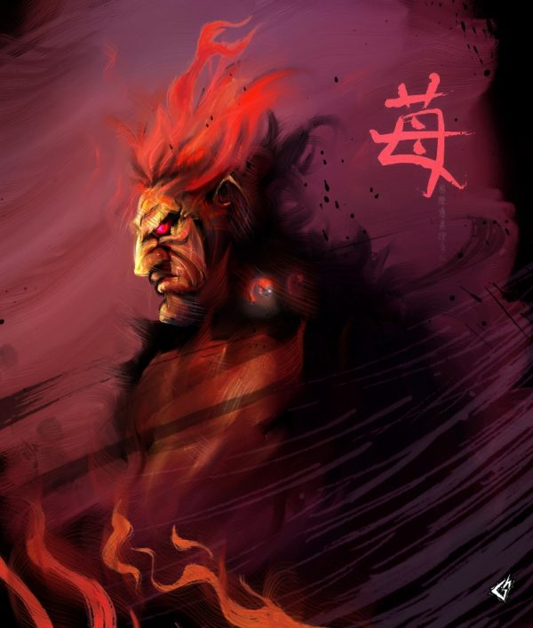 Street Fighter IV Gavin Hargest (3)