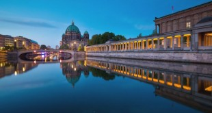 Amazing Time Lapse Berlin