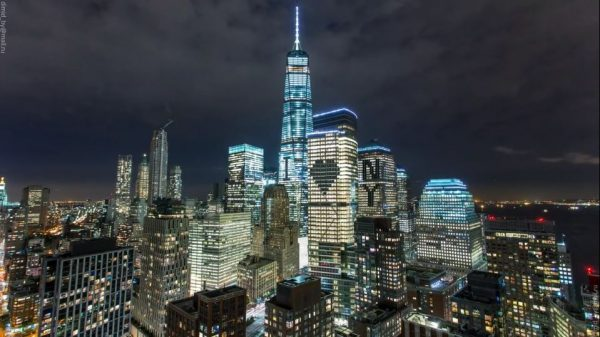 Hyperlapse New York Dimid