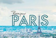 Photo of La ville de Paris en hyperlapse