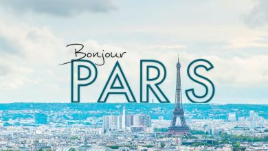 Hyperlapse Paris