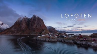 Photo of La beauté des îles Lofoten en time lapse par Jose A. Hervas