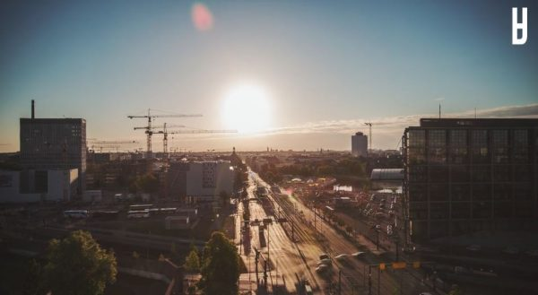 Journee Berlin Timelapse
