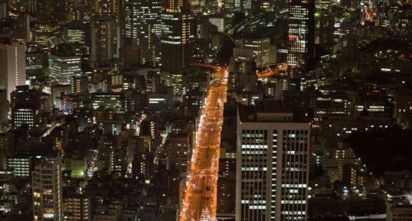 Journee Tokyo Time Lapse