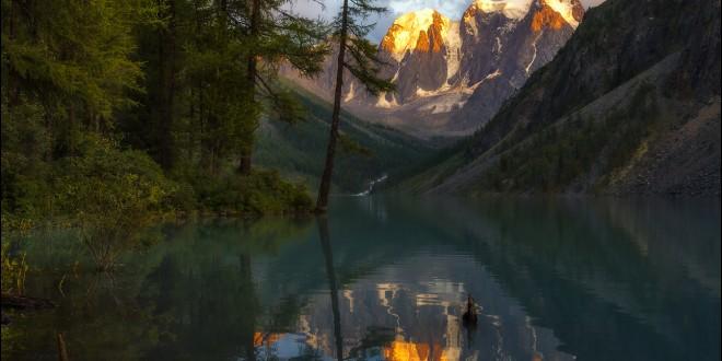 Photographie Lac Shavlinsky