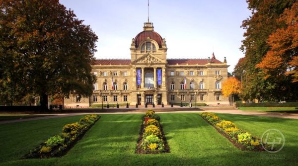 Strasbourg Time Lapse