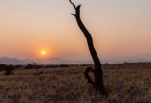Time Lapse Namibie