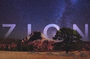 Time Lapse Parc National De Zion