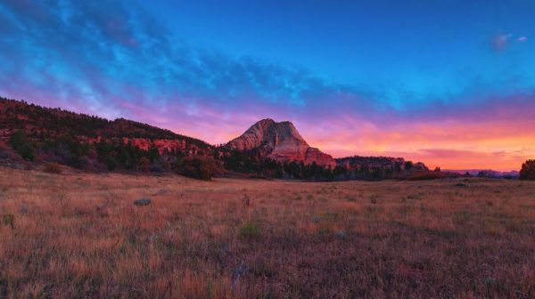 Time Lapse Parc National De Zion