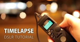 Comment réaliser le meilleur de time lapse ?
