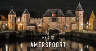 Voyage à Amersfoort en Hyperlapse