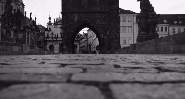 Voyage Noir Et Blanc Prague