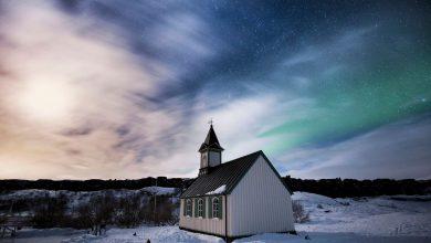 Photo of Photographie du jour #573 : Aurora sur Þingvellir