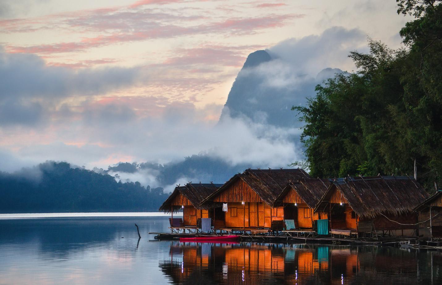 Photographie Lac Khao Sok