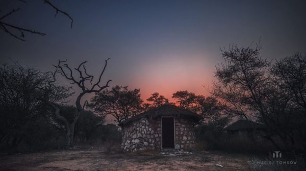 Time Lapse Botswana Namibie