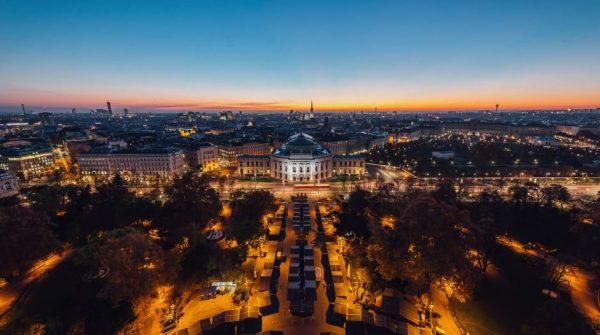 Time Lapse Vienne