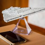 Decouverte Enceinte Bluetooth Star Wars Star Destroyer (3)