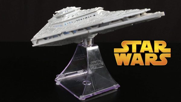 Decouverte Enceinte Bluetooth Star Wars Star Destroyer (5)