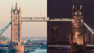 Photo of London Day & Night – time lapse original