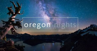 Oregon Nights Time Lapse 4k