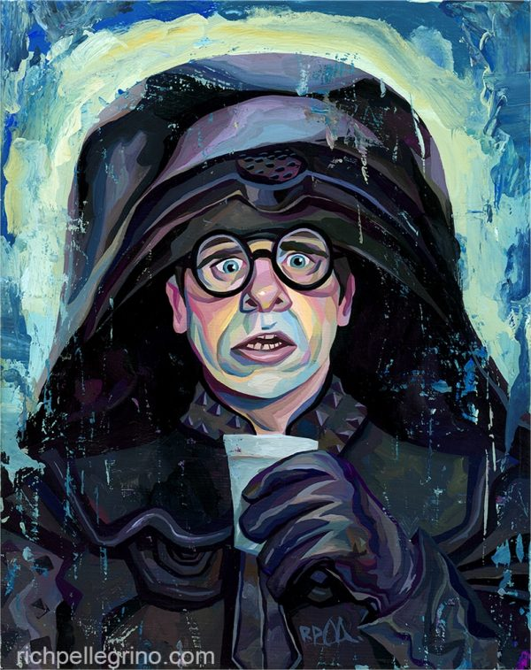 Peintures Portraits Rich Pellegrino (3)