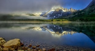 Photographie Lac Swiftcurrent