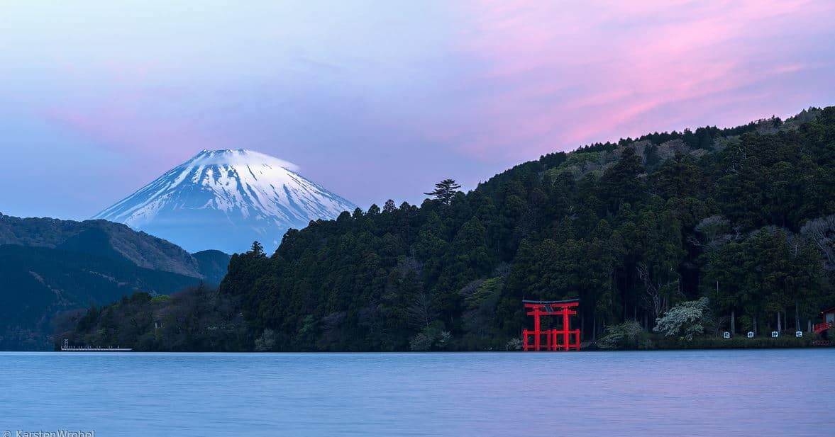Photographie Mont Fuji