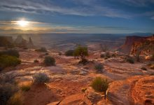 Photo of Photographie du jour #581 : Utah Sunrise