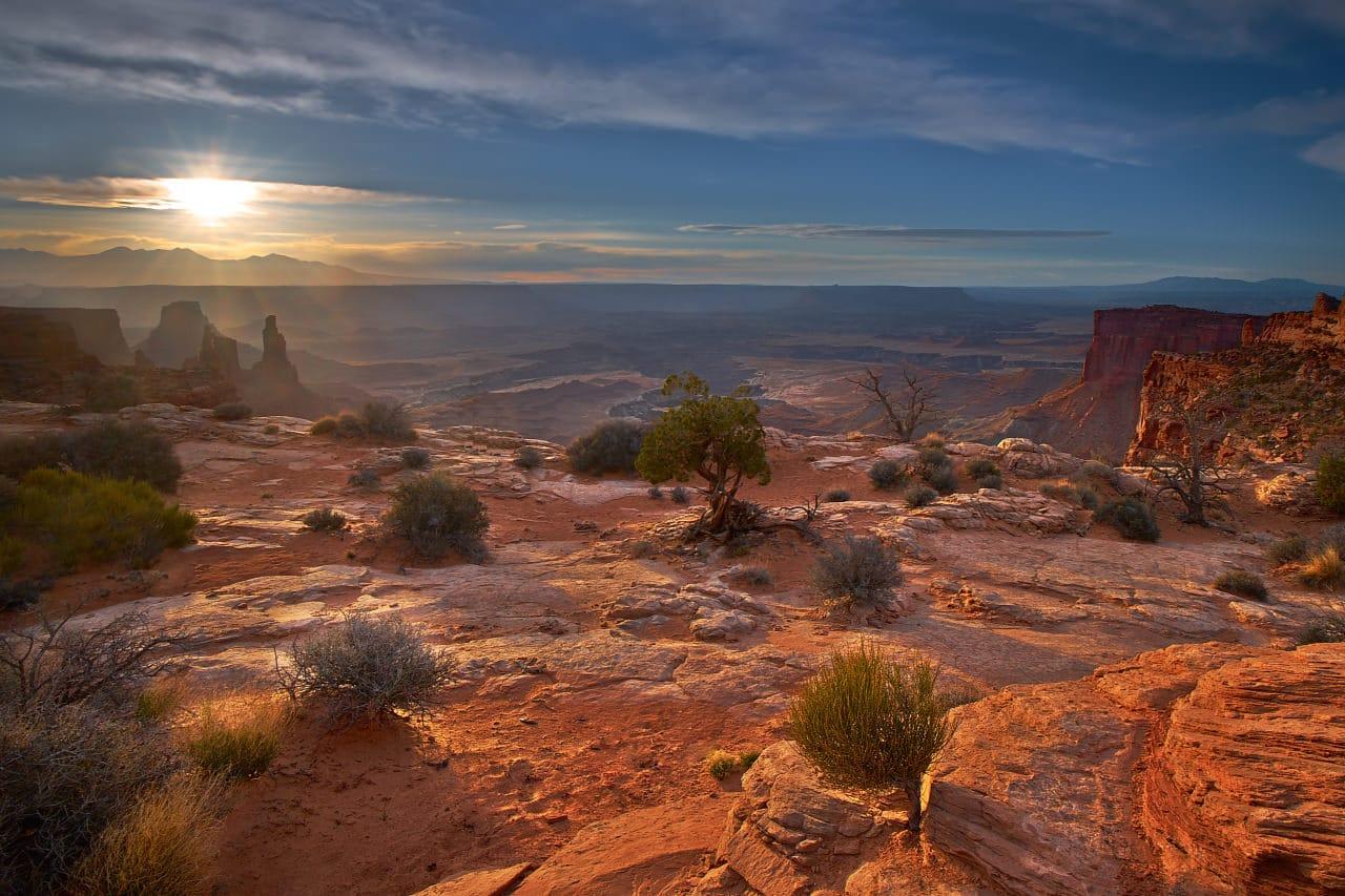 Photographie Utah Sunrise