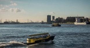 Rotterdam Hiver Time Lapse