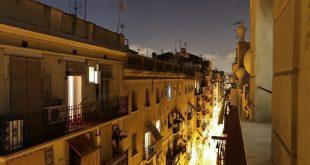 Ville Barcelone Hyperlapse